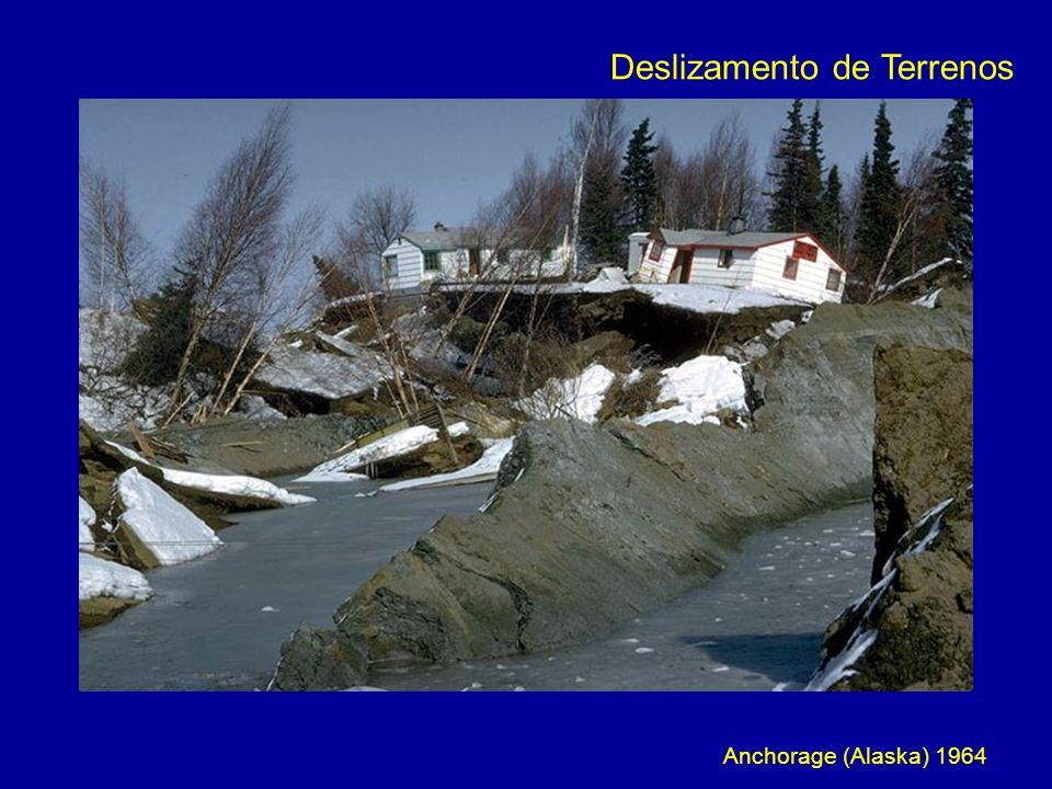 Deslizamento de Terrenos Anchorage (Alaska) 1964