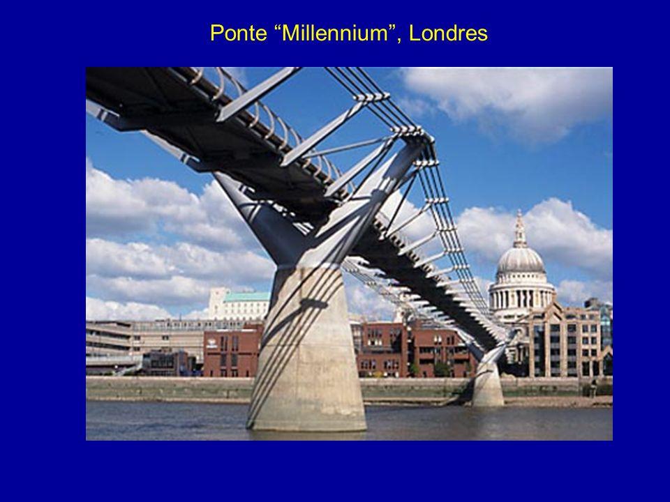 Ponte Millennium, Londres