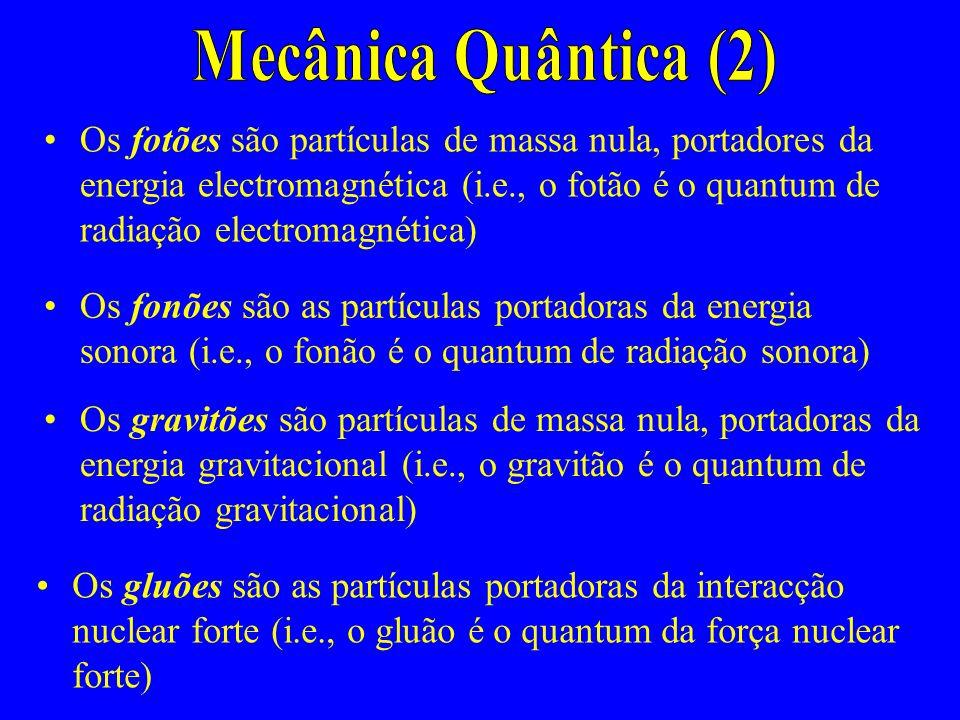 A mecânica quântica e a teoria da relatividade são os dois pilares fundamentais da física Um dos problemas fundamentais da física contemporânea consis