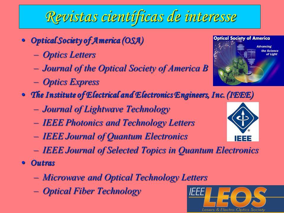 Fibras amplificadoras dopadas com érbio EDFA = erbium-doped fiber amplifier Fibra óptica dopada com iões de érbioFibra óptica dopada com iões de érbio