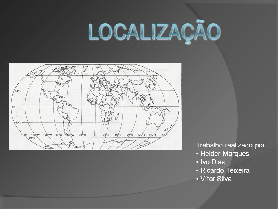 Índice História e Evolução das teorias de Localização Factores Principais da Localização Algoritmos de Localização
