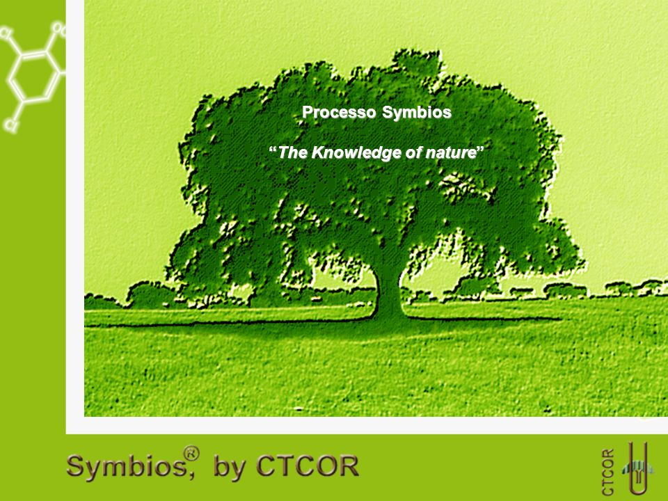 Processo Symbios The Knowledge of natureThe Knowledge of nature