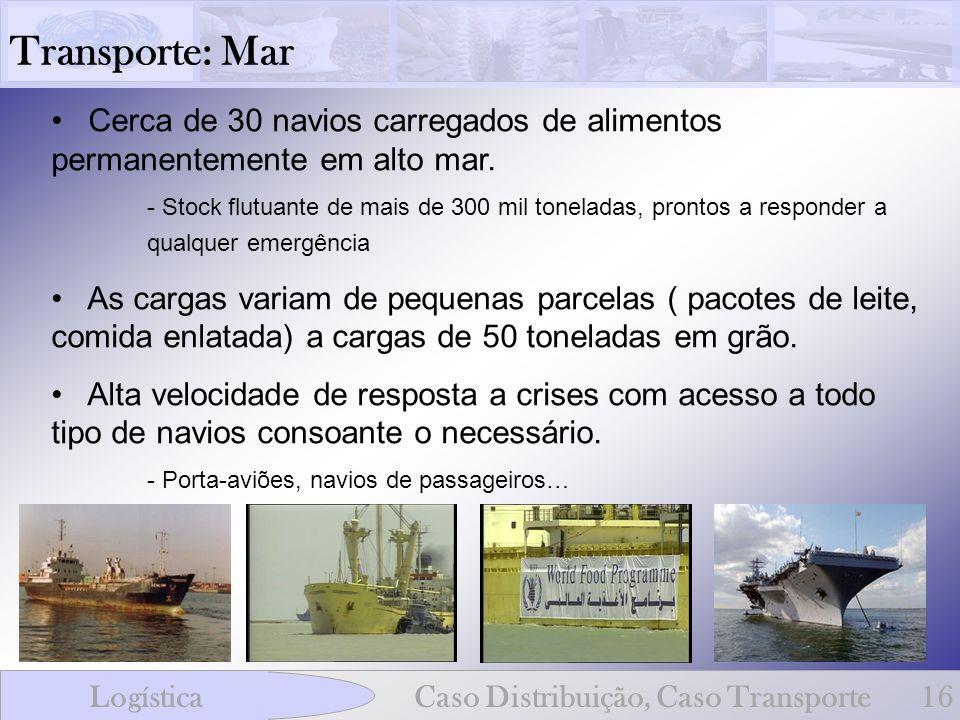 Transporte: Mar LogísticaCaso Distribuição, Caso Transporte16 Cerca de 30 navios carregados de alimentos permanentemente em alto mar. - Stock flutuant