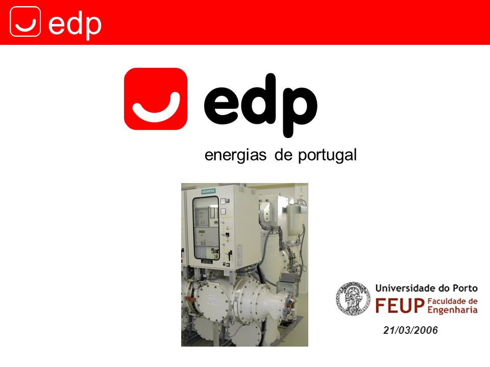 edp energias de portugal 21/03/2006