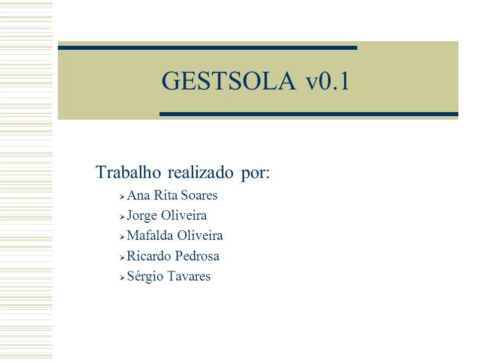 22 Formulário de Fornecedores GESTSOLA © - v0.1