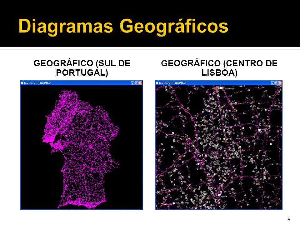 4 GEOGRÁFICO (SUL DE PORTUGAL) GEOGRÁFICO (CENTRO DE LISBOA)