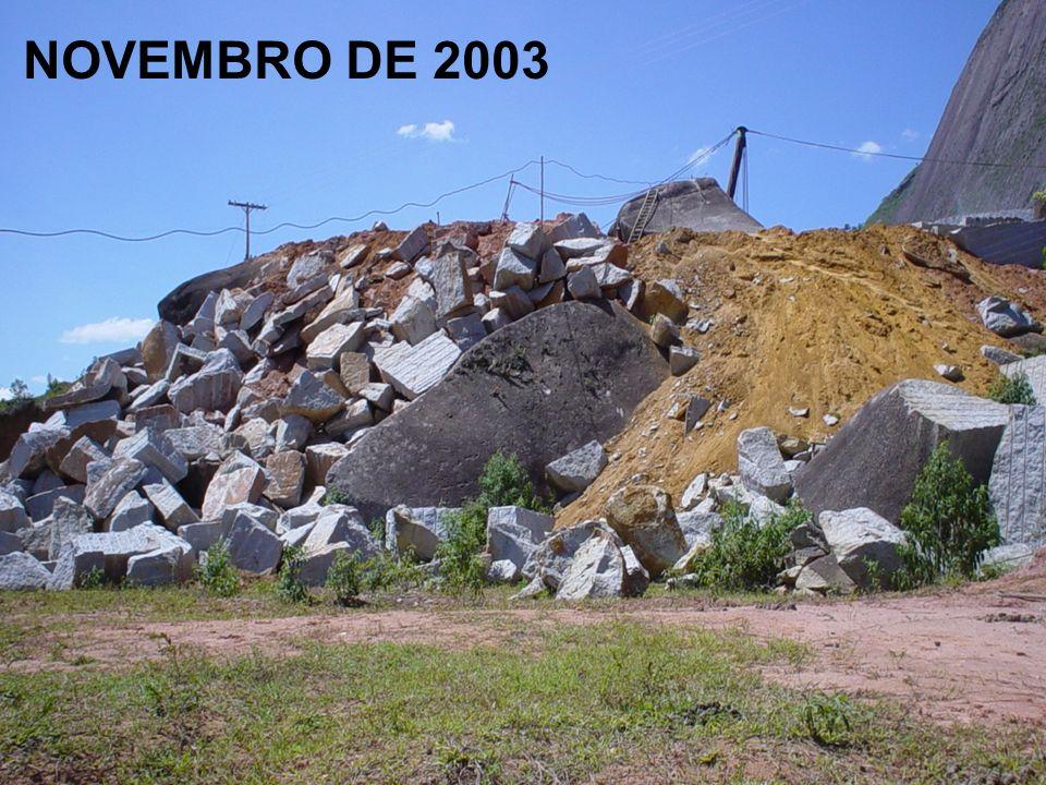 NOVEMBRO DE 2003
