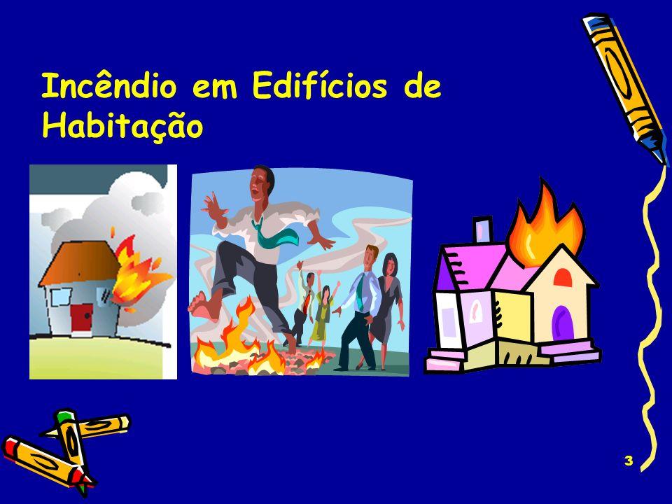 3 Incêndio em Edifícios de Habitação
