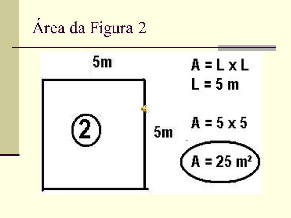 Área da Figura 2