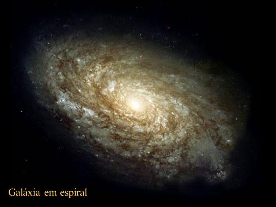 Galáxia em espiral