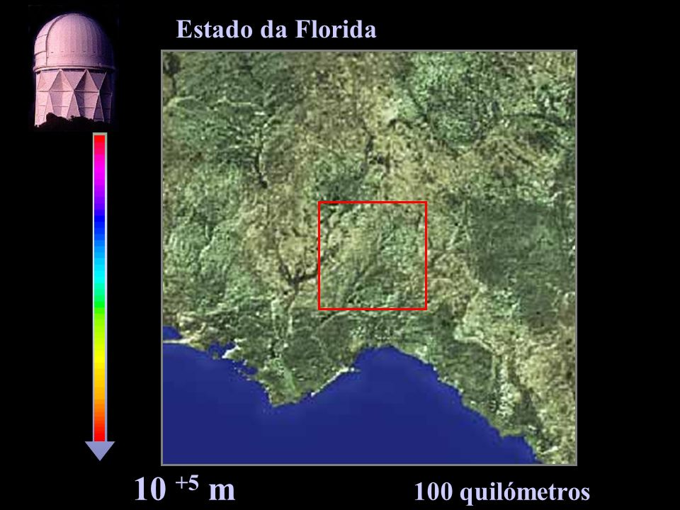 10 +4 m 10 quilómetros Cidade de Tallahassee na Florida