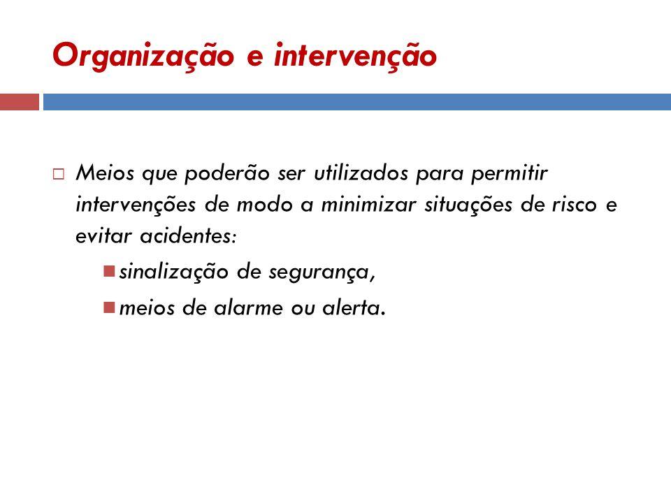 Procedimentos em caso de emergência 1.Reconhecimento do aluno em perigo; 2.