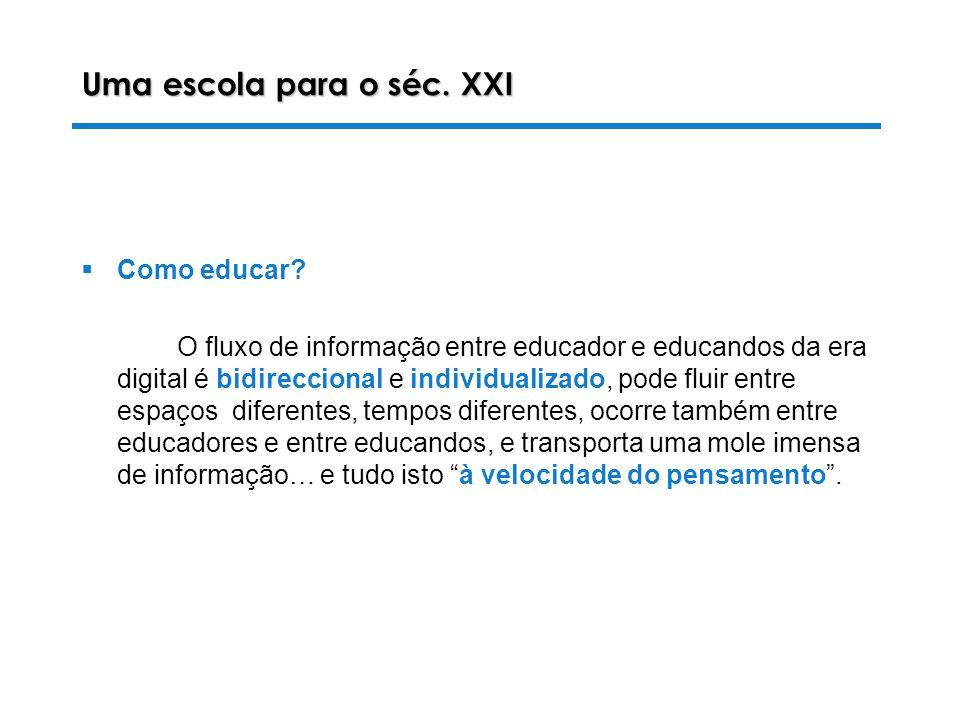 28-10-2003 Luiza Alves da Costa Uma escola para o séc.