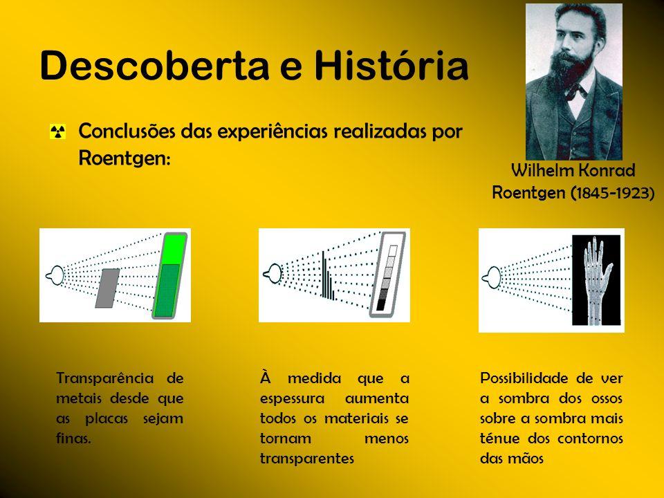 Aplicações Hoje em dia, a radioactividade tem inúmeras aplicações: Radioterapia; Arqueologia; Transmutação; Energia Nuclear; Bomba atómica.