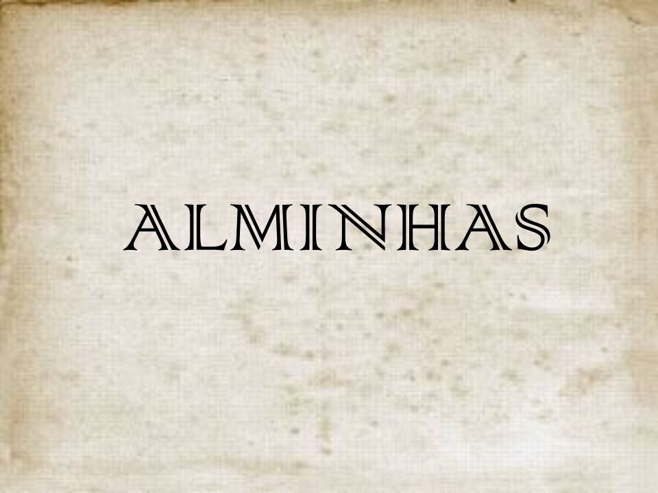 ALMINHAS