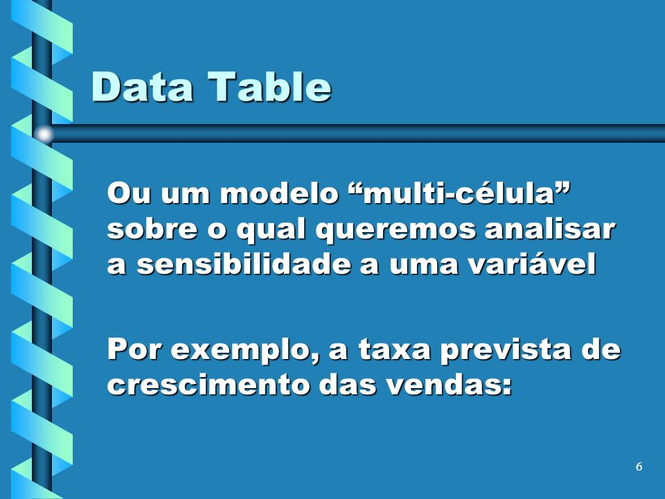 7 Data Table