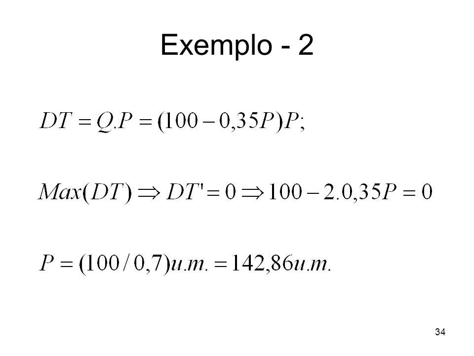 34 Exemplo - 2