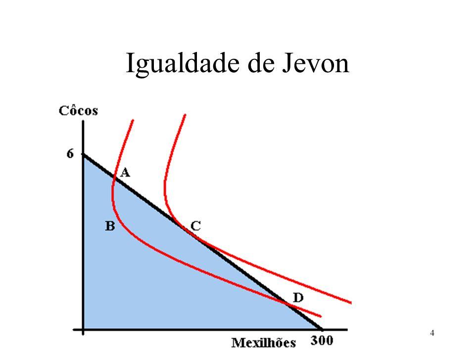 4 Igualdade de Jevon