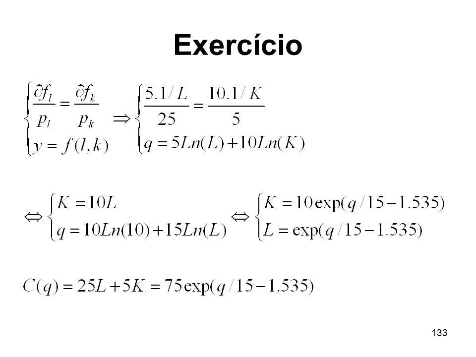 133 Exercício