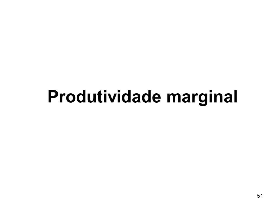 51 Produtividade marginal