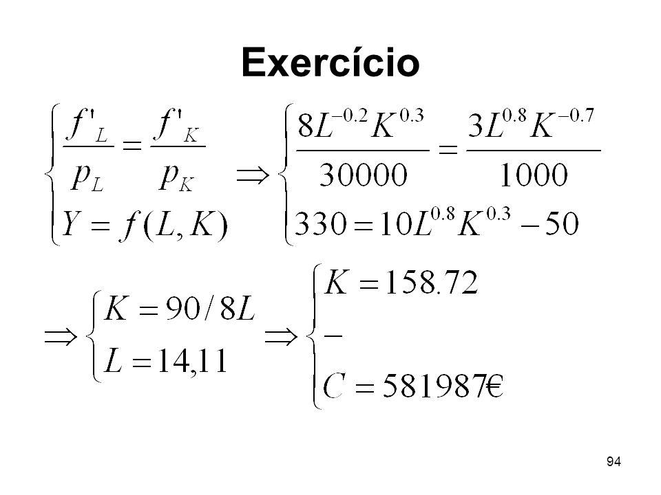 94 Exercício