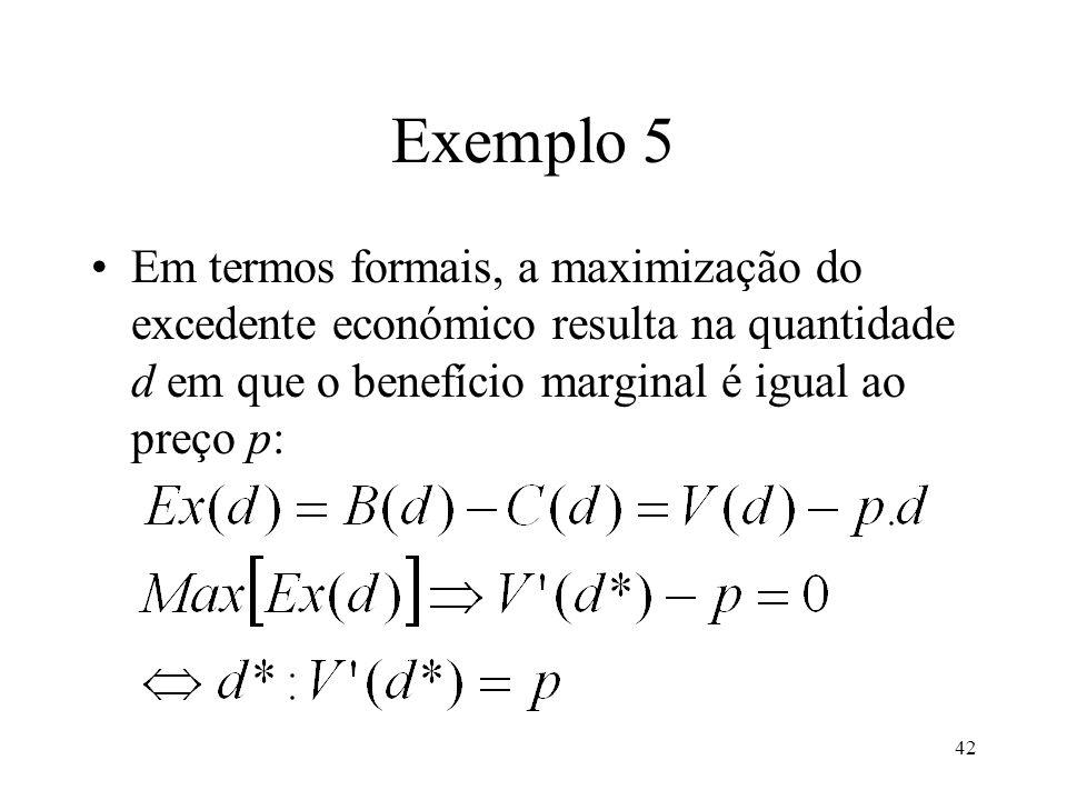 43 Exemplo 5