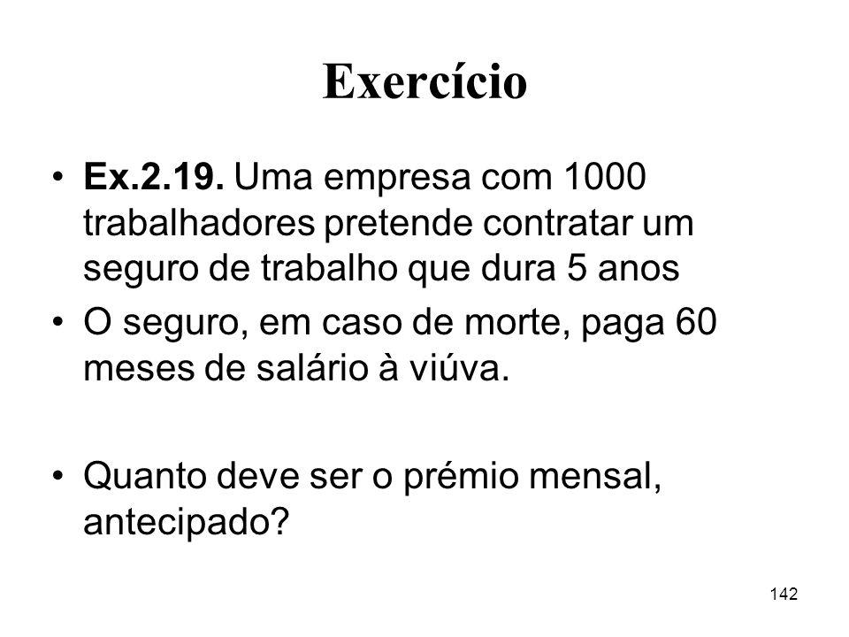 142 Exercício Ex.2.19.