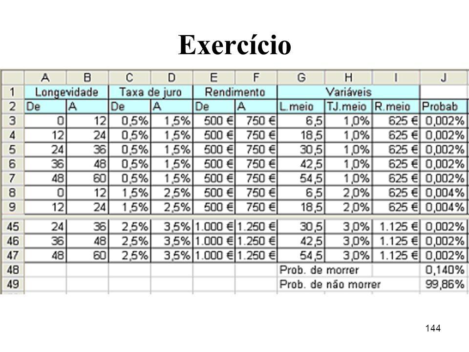 144 Exercício