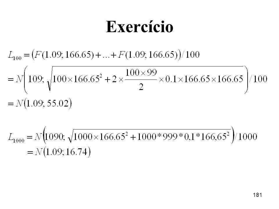 181 Exercício