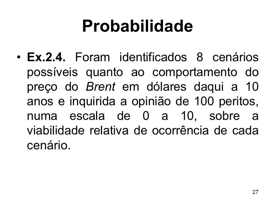 27 Probabilidade Ex.2.4.