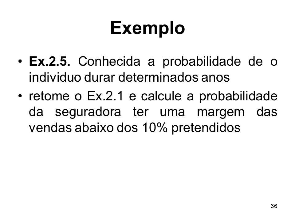 36 Exemplo Ex.2.5.
