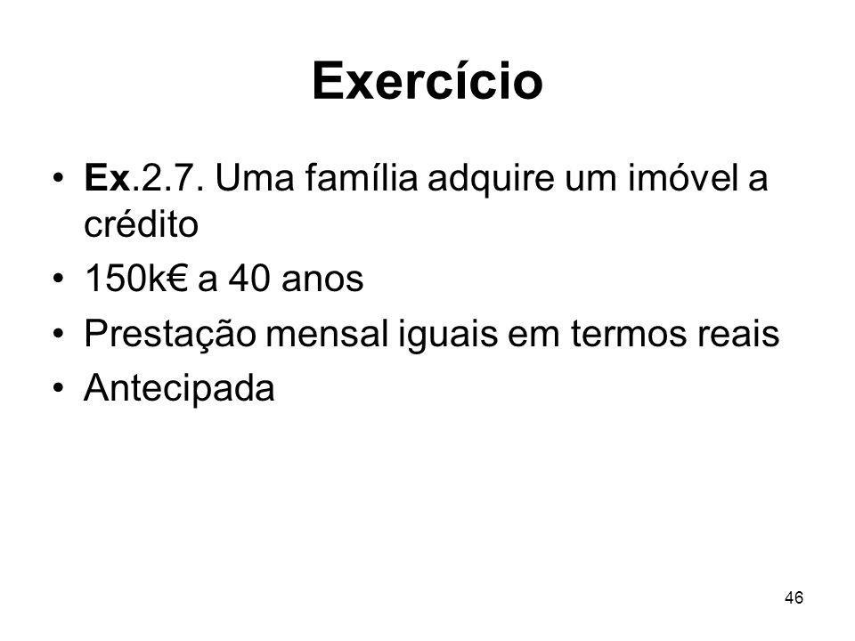 46 Exercício Ex.2.7.