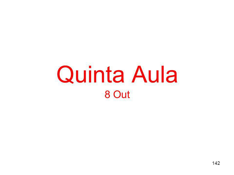 142 Quinta Aula 8 Out