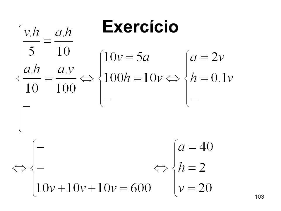 103 Exercício