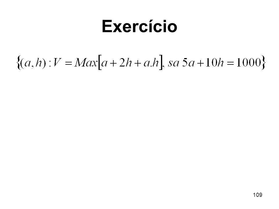 109 Exercício
