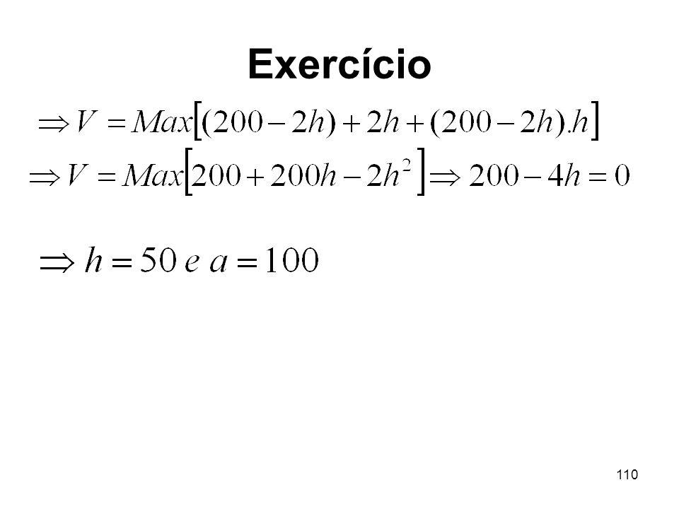 110 Exercício