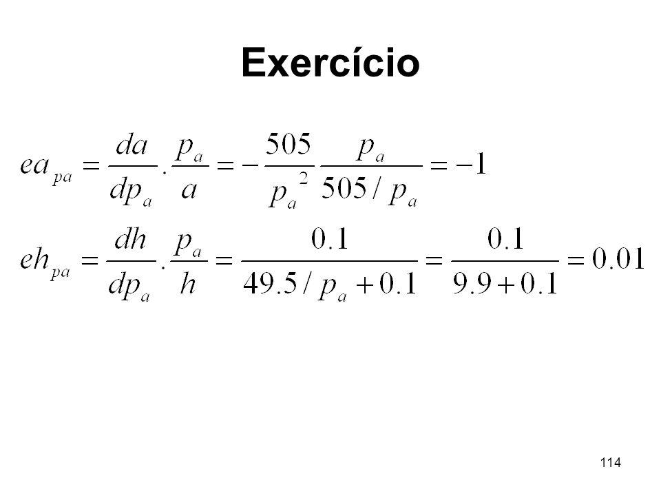 114 Exercício