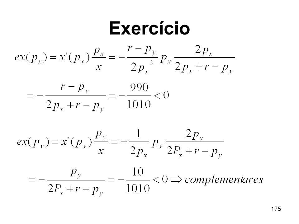 175 Exercício