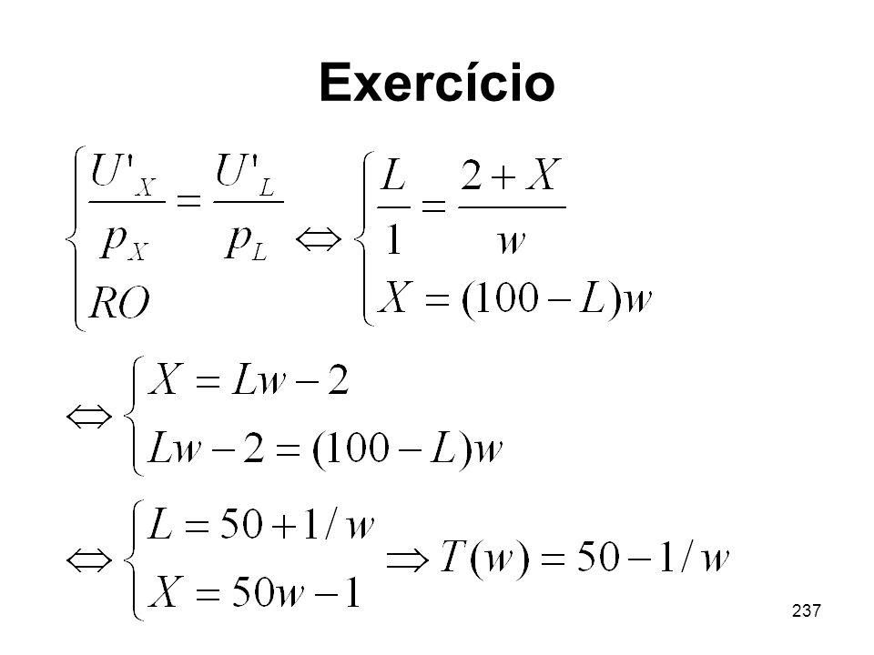 237 Exercício