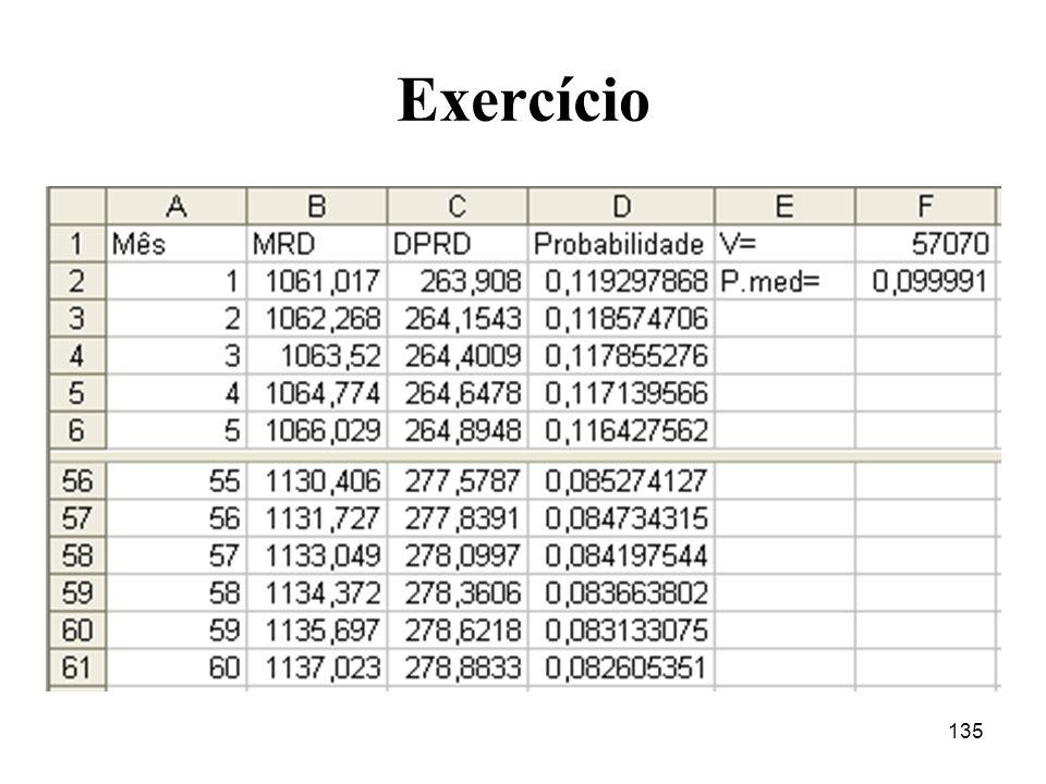 135 Exercício