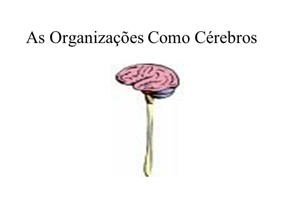 As Organizações Como Cérebros