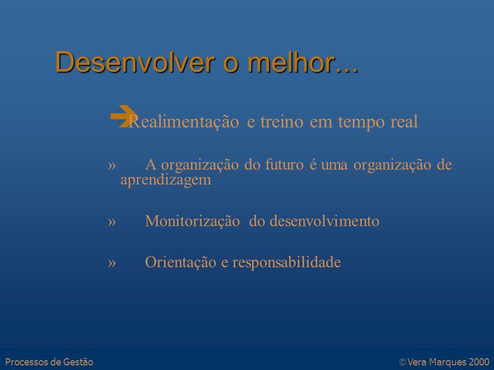 Desenvolver o melhor...