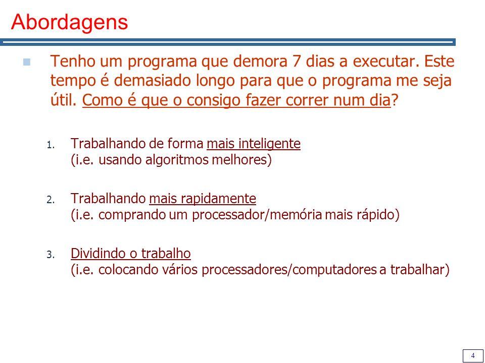 15 Aviso O conteúdo dos slides utilizados nas aulas provém de diversas fontes.