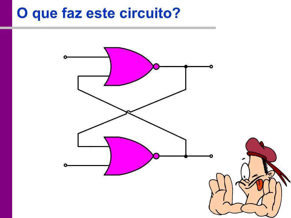 TC – DEI, 2005/2006 O que faz este circuito?