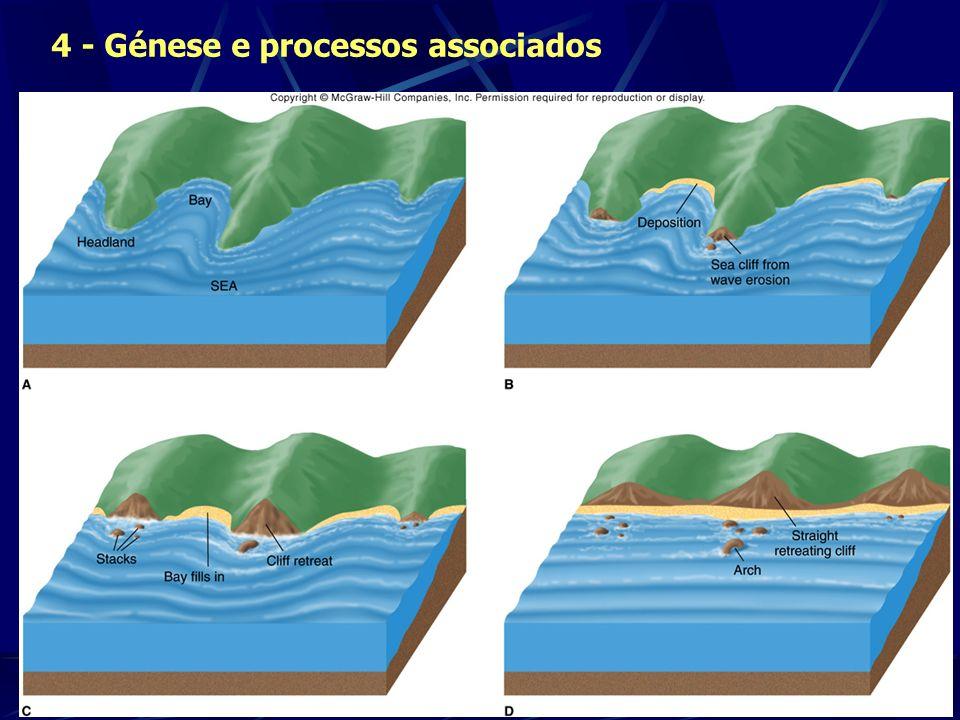 4 - Génese e processos associados