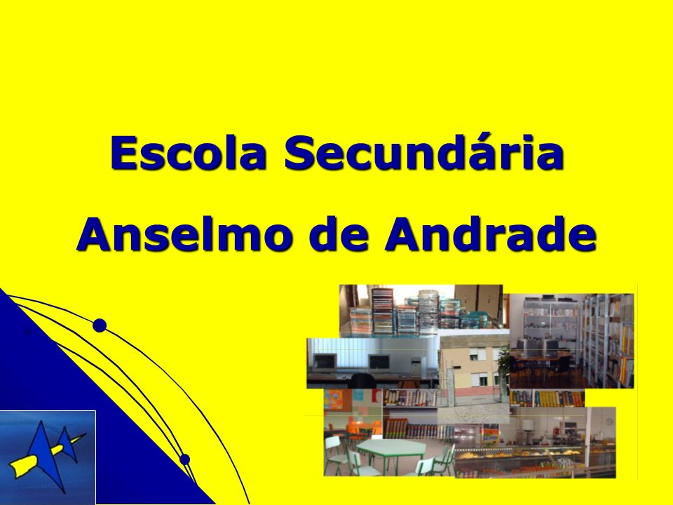 História da escola Em 1971, foi fundada a Escola Secundária Anselmo de Andrade devido ao crescimento industrial da cidade de Almada.