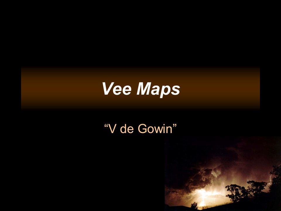 Vee Maps V de Gowin
