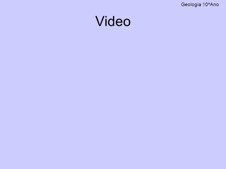 Video Geologia 10ªAno