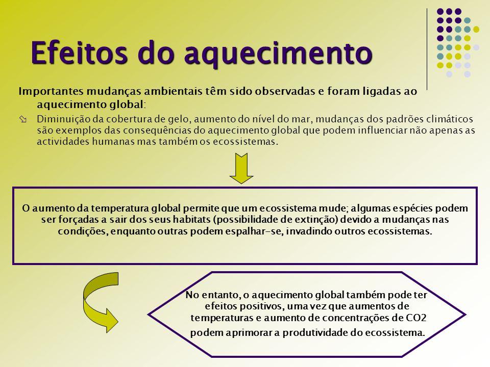 Fontes bibliográficas http://educar.sc.usp.br/licenciatura/2003/ee/Aquecimentol1.html (28-11-06) http://educar.sc.usp.br/licenciatura/2003/ee/Aquecimentol1.html http://pt.wikipedia.org/wiki/Aquecimento_global (28-11-06) http://pt.wikipedia.org/wiki/Aquecimento_global http://www.fiocruz.br/biosseguranca/Bis/infantil/aquecimento_glob al.htm (28-11-06) http://www.fiocruz.br/biosseguranca/Bis/infantil/aquecimento_glob al.htm http://www.maissaudebrasil.com/?conteudo=materias&id=196&can al=69&PHPSESSID=d9df3c58cb65ed572d037f4904f7387f http://www.maissaudebrasil.com/?conteudo=materias&id=196&can al=69&PHPSESSID=d9df3c58cb65ed572d037f4904f7387f (29-11-06) http://ultimosegundo.ig.com.br/materias/nytimes/2522001- 2522500/2522187/2522187_1.xml (29-11-06) http://ultimosegundo.ig.com.br/materias/nytimes/2522001- 2522500/2522187/2522187_1.xml