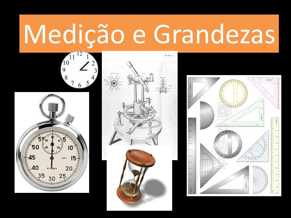 Medição e Grandezas